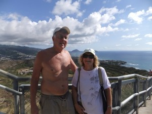 """Joel and Jackie Smith in Hawaii"""