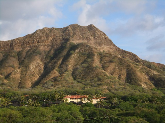 Diamond Head, Honolulu""
