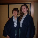 Japanese Bath: A Mother and Daughter Bond