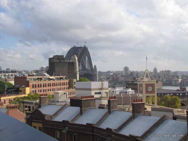 """""""Sometimes when you stay in hostels, you have lovely views like this one in Sydney, Australia"""" Sydeny youth hostel"""""""