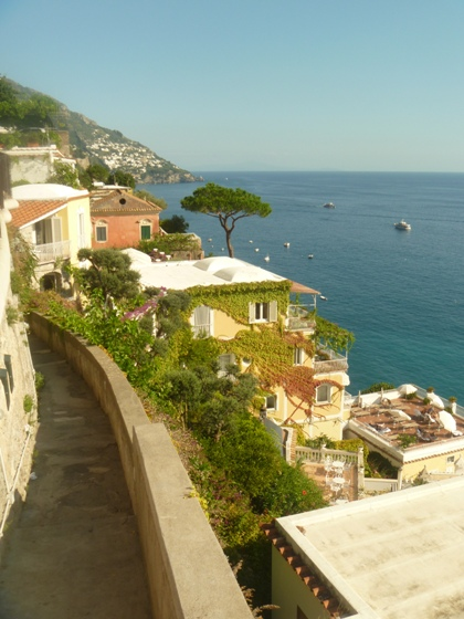 """Amazing Amalfi on the Mediterranean Sea"""