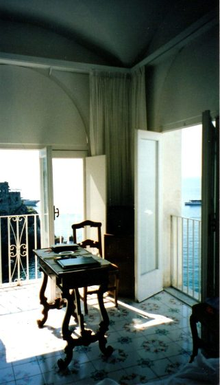 """""""Room with a view at Hotel Marina Riviera in Amalfi"""""""