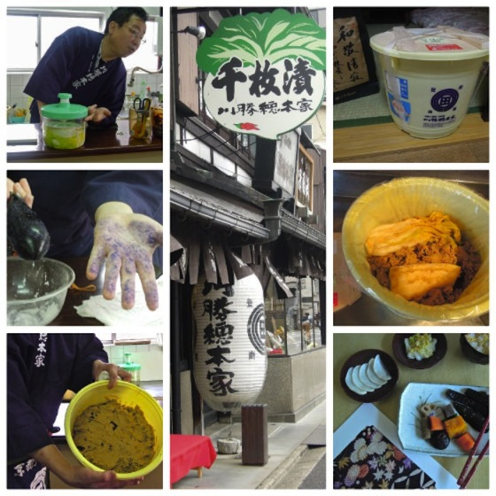 """Pickle making class in Kyoto Free Guides"""