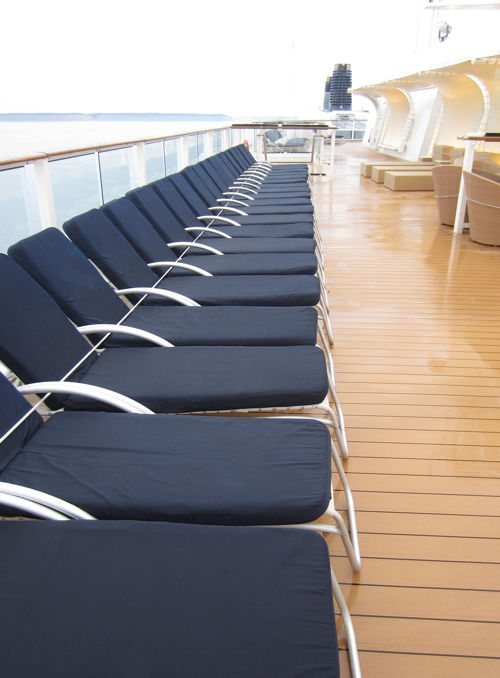 """Deck chairs on Celebrity Solstice"""