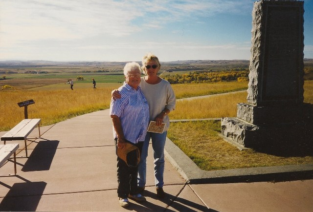 """At the Little Big Horn Montana 1997"""
