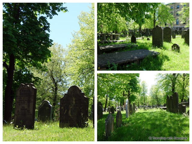 """Old Burying Ground"""