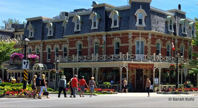 """Prince of Wales Hotel, Niagara-on-the-Lake, Ontario"""
