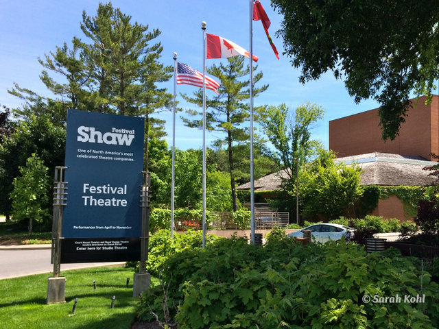 """Shaw Festival: 10 Plays Performed in Four Theaters"""