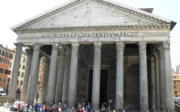 """The Pantheon, Rome"""