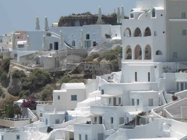 """Lovely architecture in Oia"""