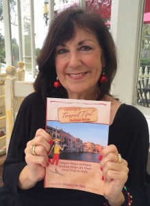 Victoria De Maio, Travel Consultant, Blogger, Writer, Tour Leader & Published Author