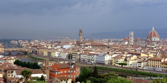 The stunning Renaissance city of Florence, italy