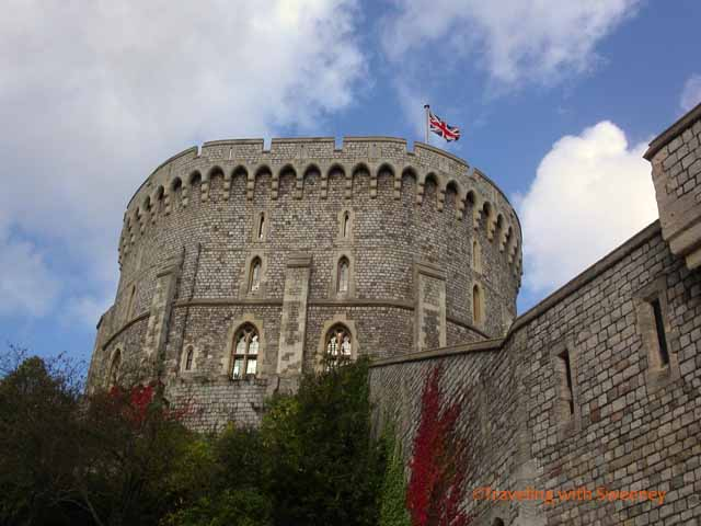 Windsor Castle -- Photo by Traveling with Sweeney